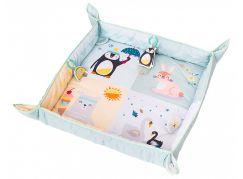 Taf Toys Hrací deka Severní pól 4 roční období