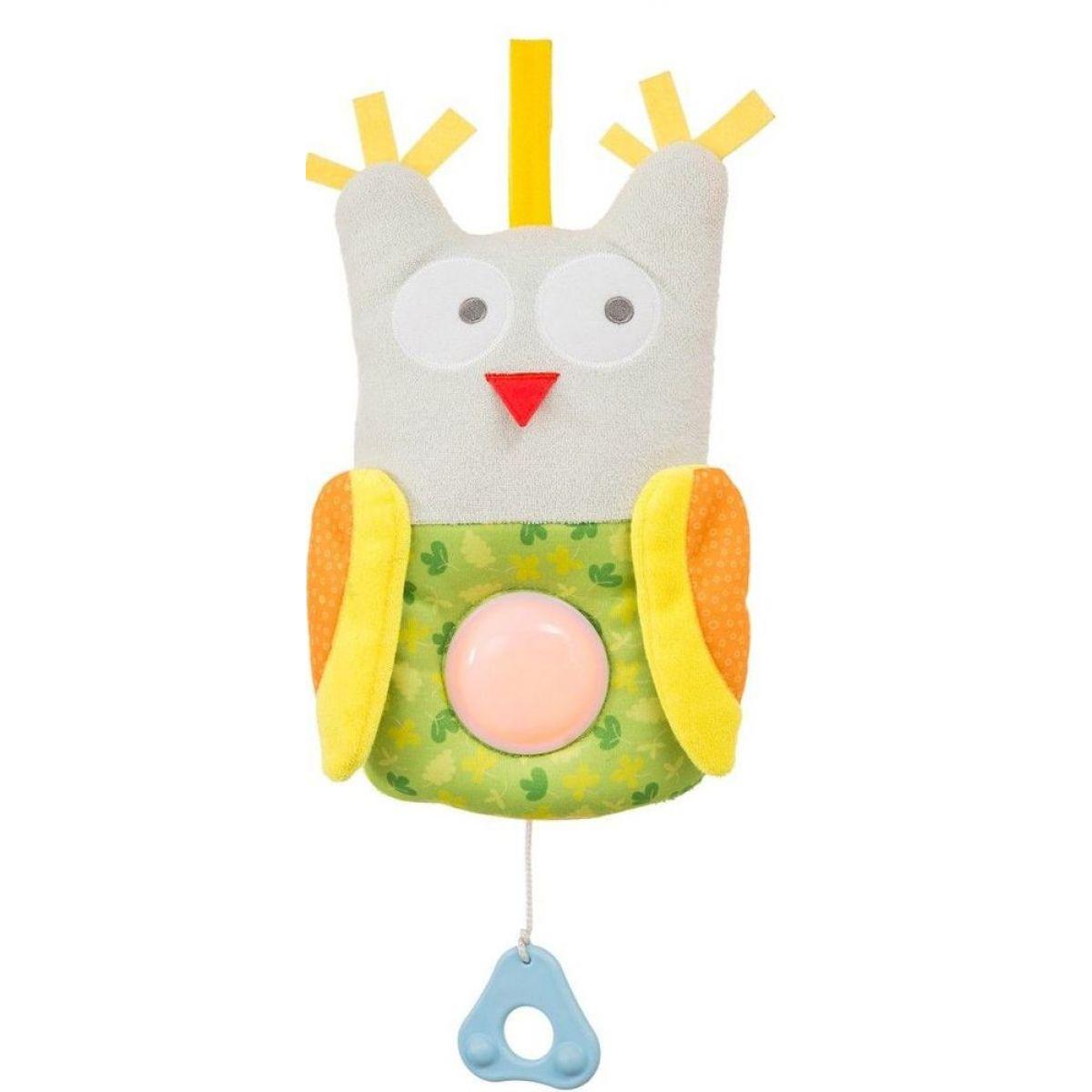 Taf Toys Hudební sovička