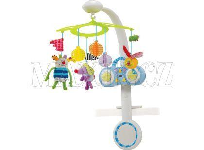 Taf Toys Kolotoč s MP3 přehrávačem