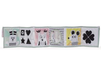 Taf Toys Textilní knížka 3v1
