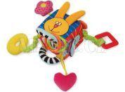 Taf Toys Zvědavá kostka Zajíc