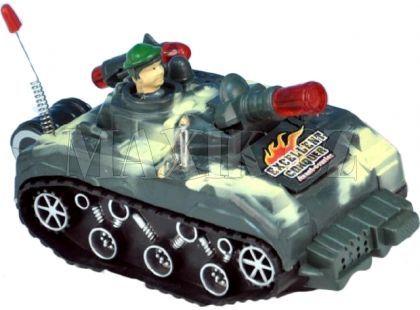 Tank narážecí 18 cm