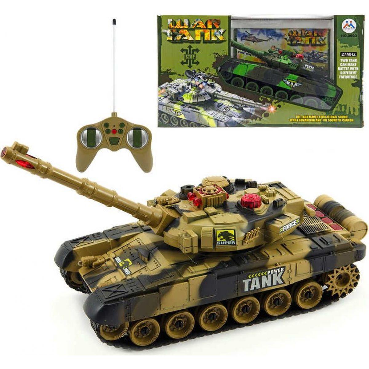 Tank RC T-80 béžový