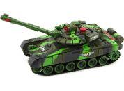 Tank RC T-80 zelený