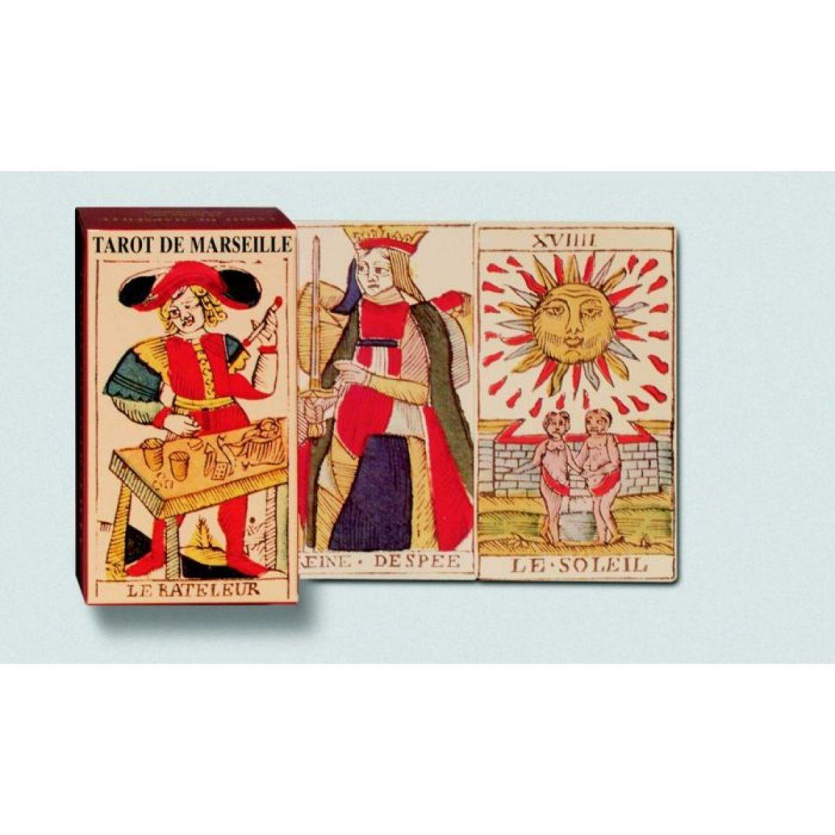 Tarot de Marseille Piatnik