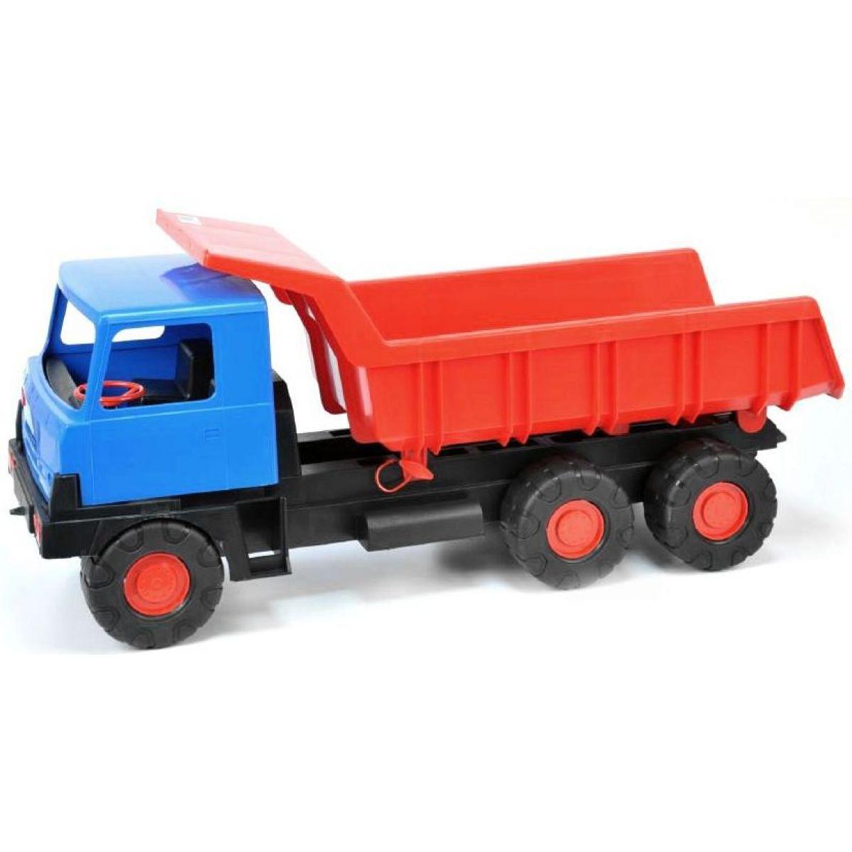 Tatra 815 Korba červená kabina modrá 75 cm