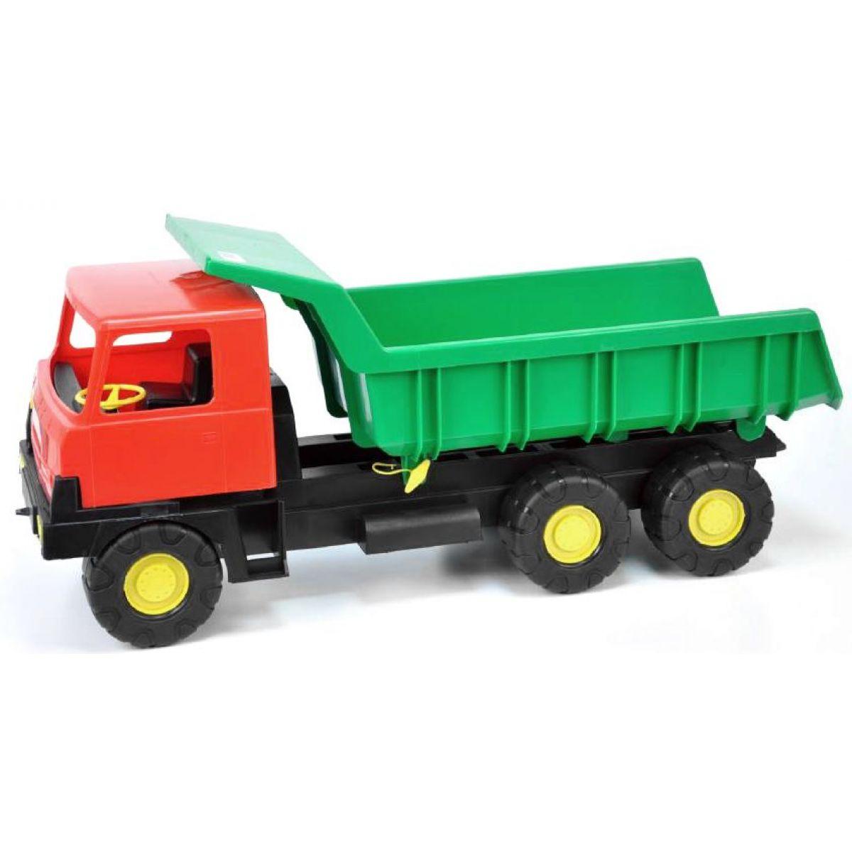 Tatra 815 Korba zelená kabina červená 75cm