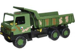 Tatra Auto 815 75cm vojenská khaki