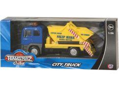 Teamsterz city nákladní automobil - Kontejner