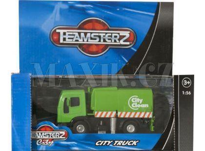 Teamsterz city nákladní automobil - Čistič