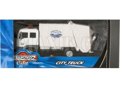 Teamsterz city nákladní automobil - Popeláři