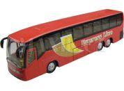 Teamsterz městský autobus 1:50 - Červená
