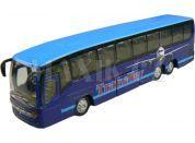 Teamsterz městský autobus 1:50 - Modrá