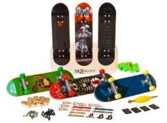 Tech Deck Fingerboard 6pack se stojanem