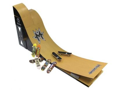 TECH DECK Mega rampa