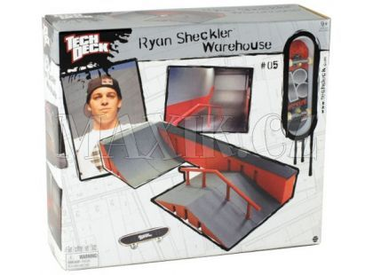 Tech Deck Sheckler Park