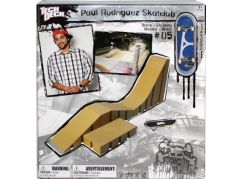 Tech Deck Skate Park Paul Rodriguez 05