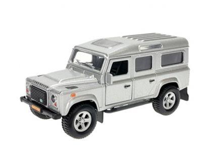 Teddies Auto - Land Rover na zpětné natažení se světlem a zvukem