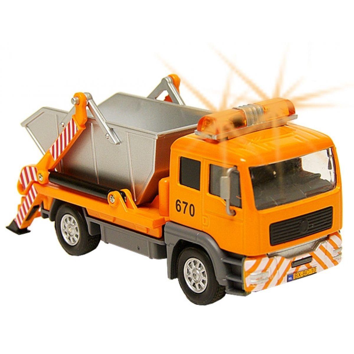 Teddies Auto - Nákladní kontejnerové
