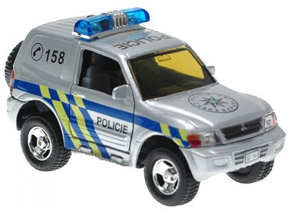 Teddies Auto - Policie Mitshubishi se zvukem