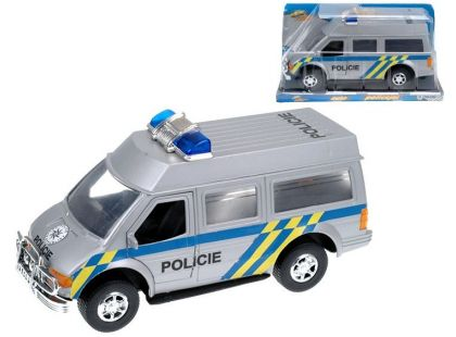 Teddies Auto - Policie na setrvačník