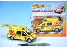 Teddies Auto ambulance česky mluvící 13cm 2