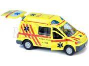 Teddies Auto ambulance česky mluvící 13cm