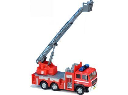 Teddies Auto hasiči česky mluvící 17cm