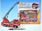 Teddies Auto hasiči česky mluvící 17cm 2