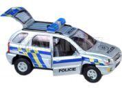 Teddies Auto policie česky mluvící 13cm