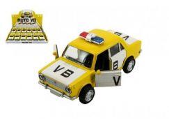 Teddies Auto Policie VB Lada 1200 VAZ 12cm