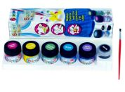 Teddies Barvy na textil - 6ks