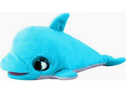 Teddies Delfínek Holly plyš 30cm se zvukem