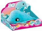 Teddies Delfínek Holly plyš 30cm se zvukem 2