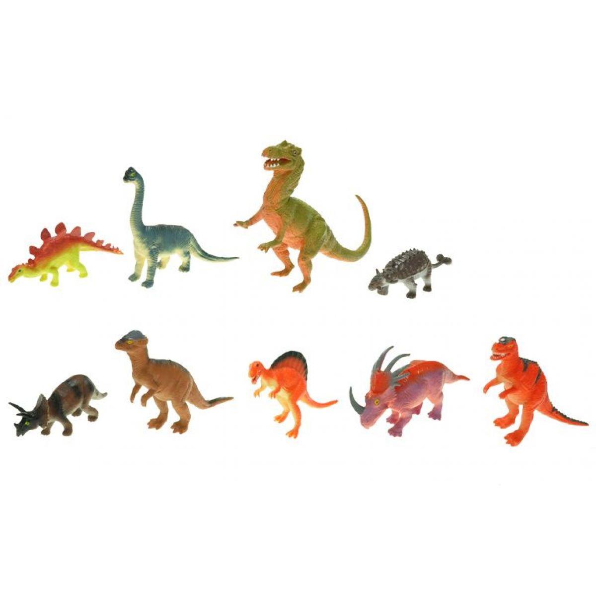 Teddies Dinosaurus - 9ks