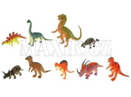 Teddies Dinosaurus - 9ks