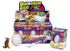 Teddies Dinosaurus líhnoucí a rostoucí - JUMBO
