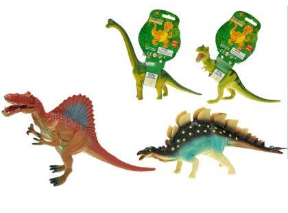 Teddies Dinosaurus se zvukem