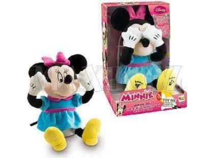 Teddies Disney Minnie plyšová se zvuky 22 cm