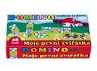 Teddies Domino - Moje první zvířátka 3