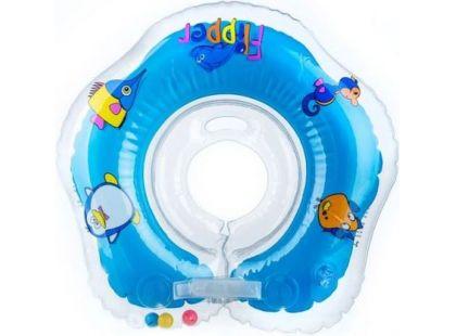 Teddies Flipper Plavací nákrčník modrý