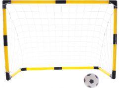 Teddies Fotbalová branka 84x54x42cm