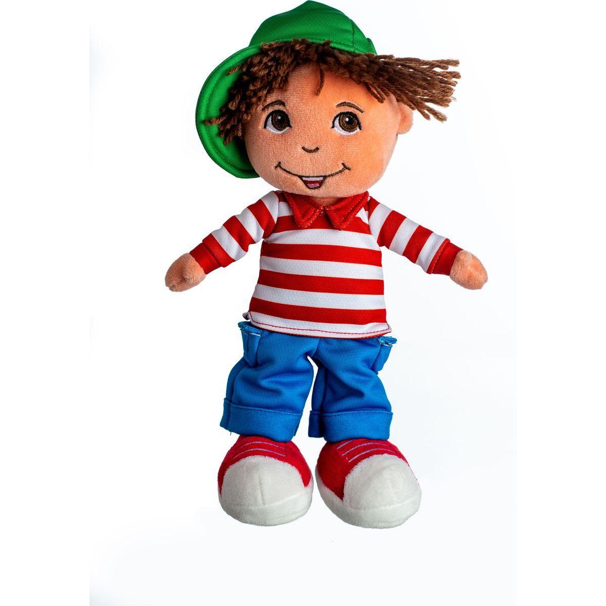 Teddies Hadrová Panenka kluk Honzík 30 cm česky mluvící