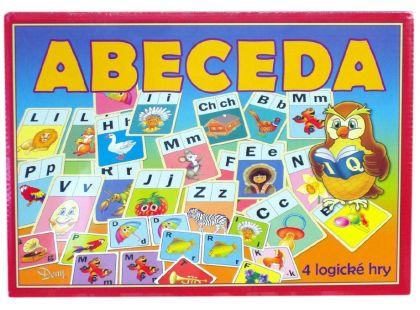 Teddies Hra - Abeceda