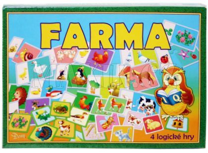 Teddies Hra - Farma