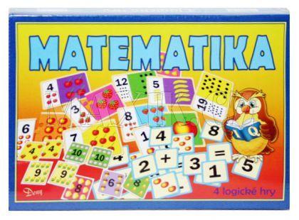 Teddies Hra - Matematika