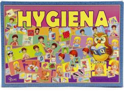 Teddies Hygiena společenská hra