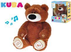 Teddies Interaktivní medvídek Kuba