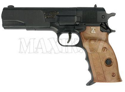 Teddies Kapslíková pistole Powerman 22cm 8 ran