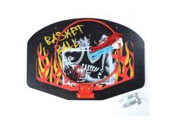 Teddies Koš na basketbal 60x42cm Plameny